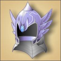Легкий мифриловый шлем